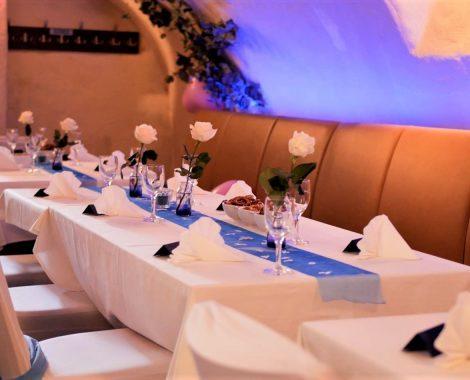 Restauranträume des Café de Mar